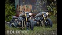 Daryl Dixon 'The Walking Dead' Motorcycle