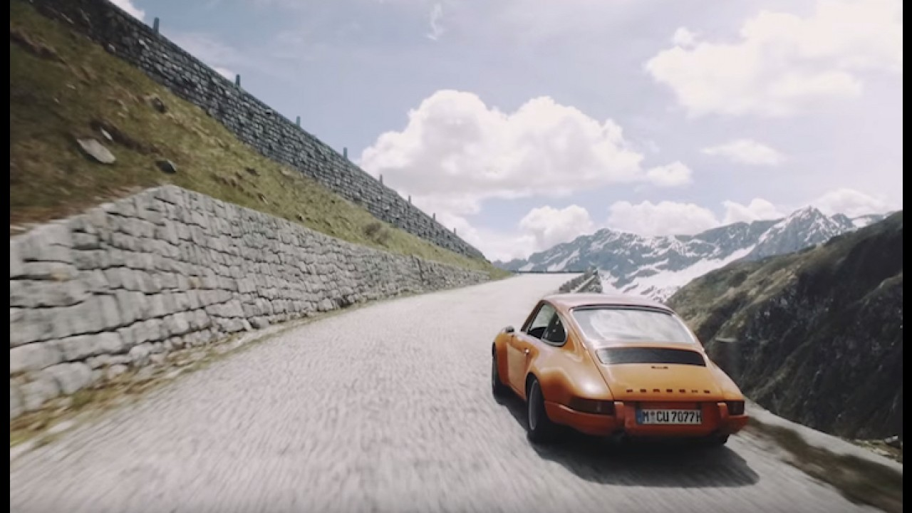 Get Inspired By This Video Featuring 9 of the World's Most Beautiful Porsches