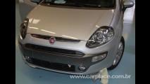 Novo Fiat Punto 2011: Será assim a reestilização da traseira do Grand Punto Evo?