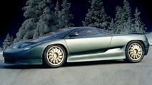 1991 Lotus Emotion concept