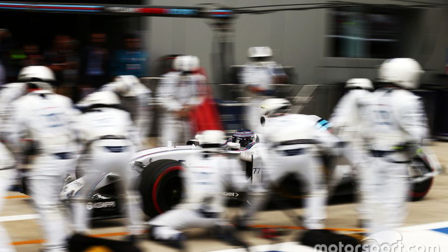 Analysis: How Williams have become Formula 1's pitstop kings