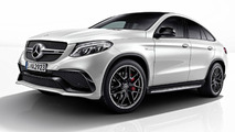 Mercedes-Benz GLE Coupe Night Package