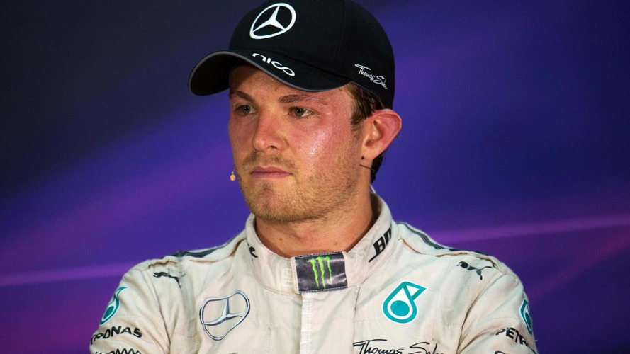 Rosberg not focusing on title situation
