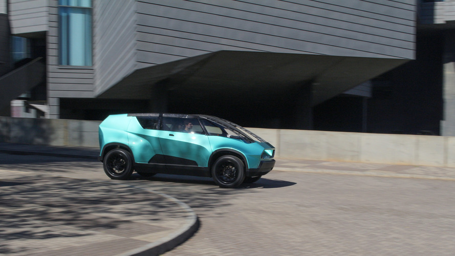 Toyota uBox concept looks to electrify Generation Z