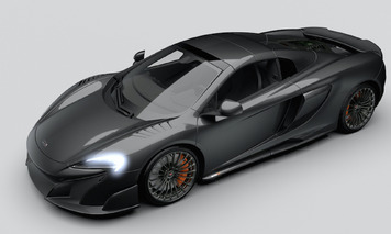 Behold the McLaren 675LT Carbon Edition in All Its Glory