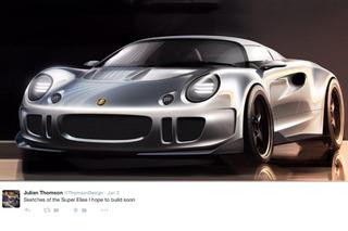 One Jaguar Designer Wants to Create a Lotus Super Elise