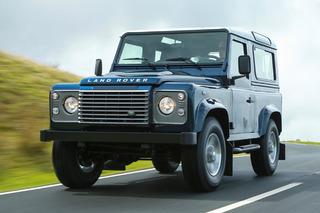 Land Rover Finalizes Look of Next-Gen Defender