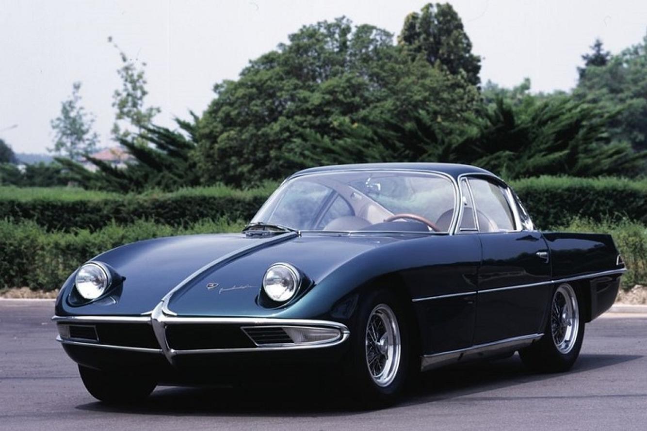The 1963 Lamborghini 350 GTV That Started it All