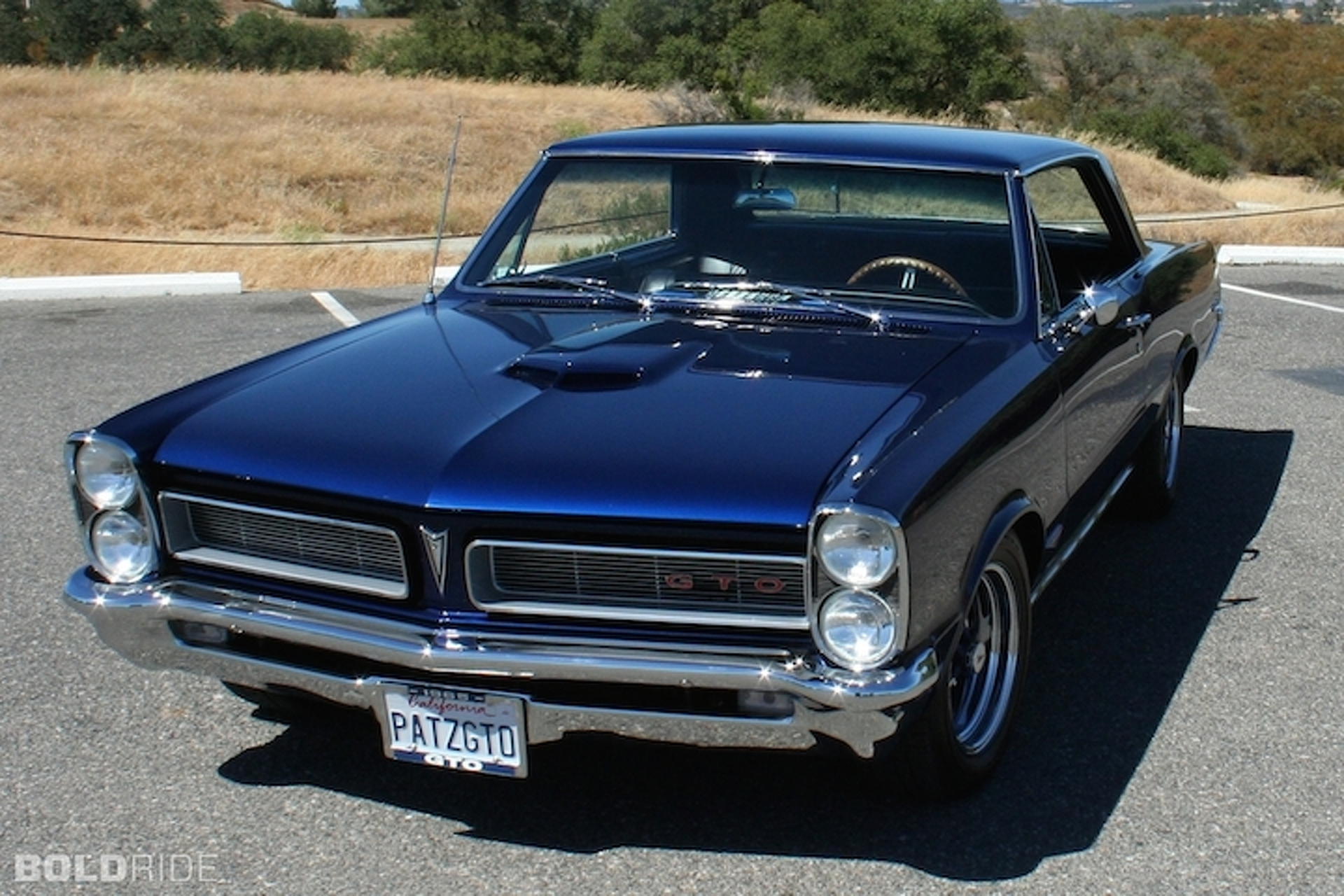 Your Ride: 1965 Pontiac GTO