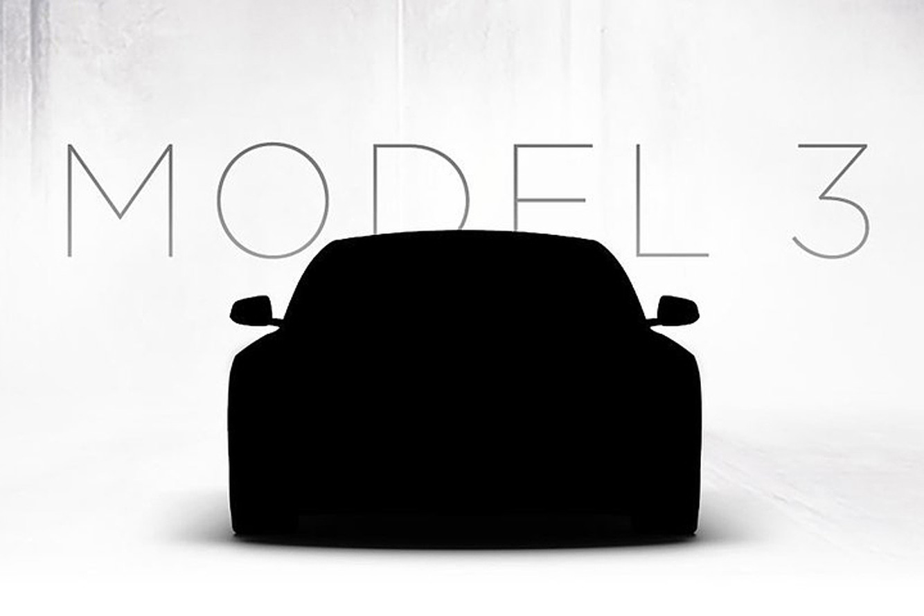 Here's How to Reserve Your Tesla Model 3