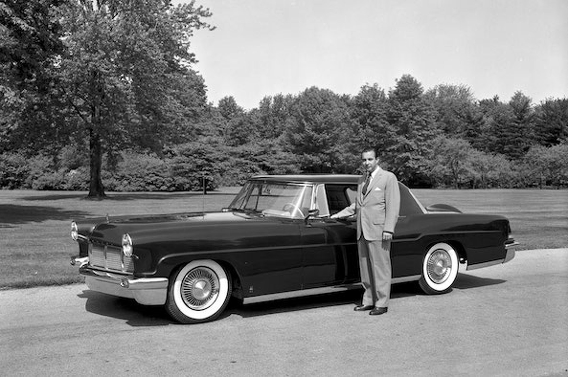 William Clay Ford, the Continental Project, and the Quest for Excellence