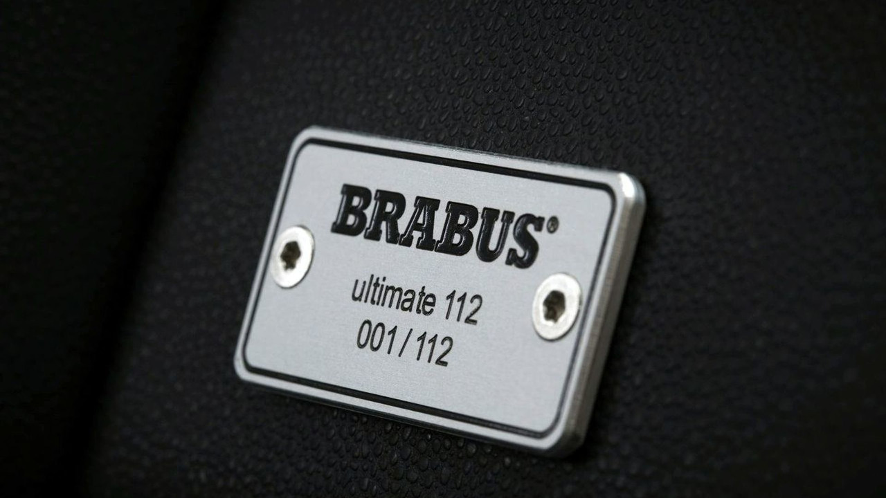 BRABUS ULTIMATE 112 Based on the smart fortwo