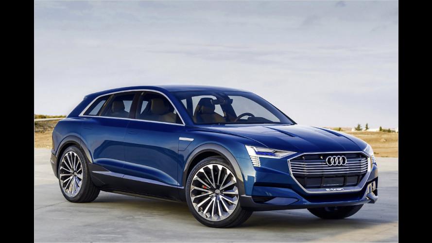Audi Q6 kommt 2018