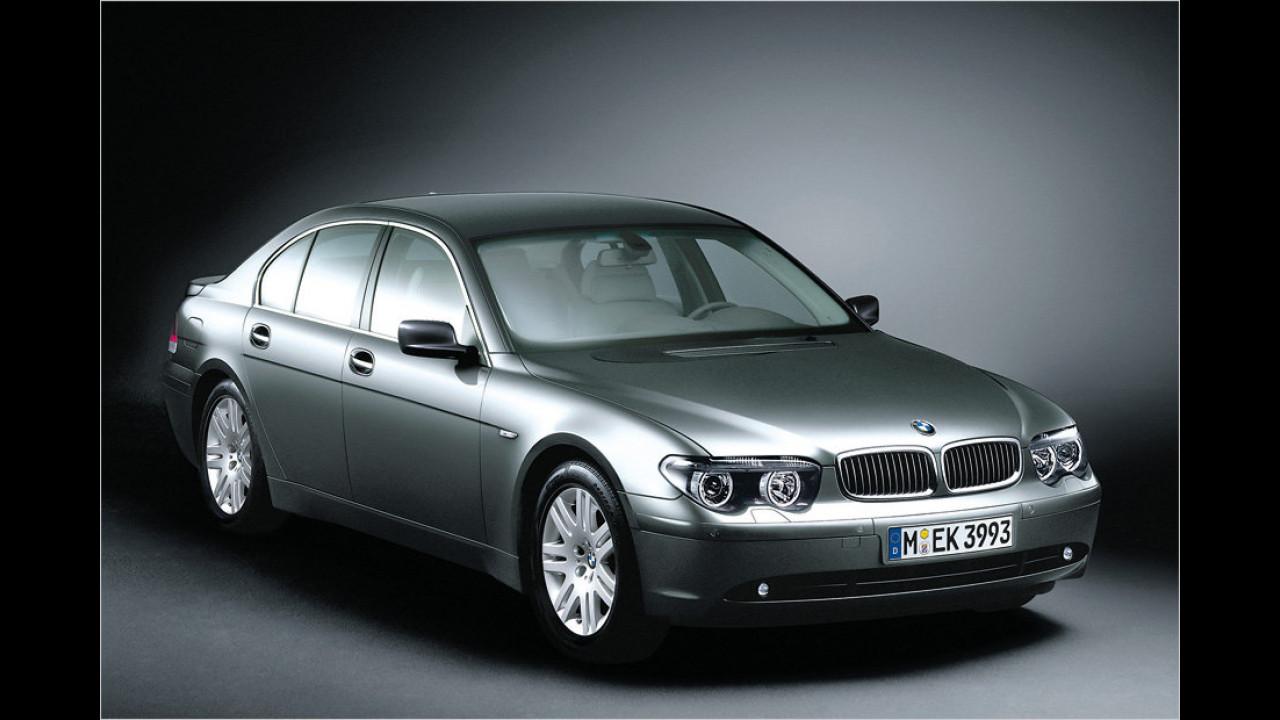 Platz 12: BMW 730d