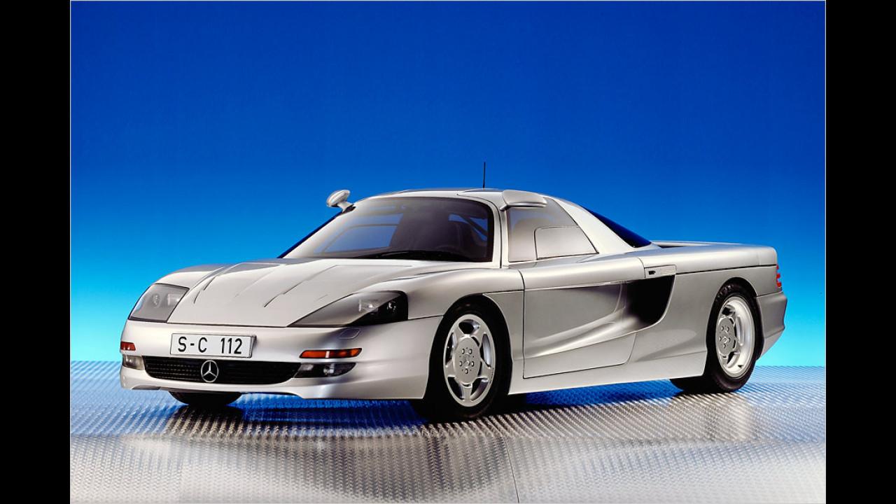Mercedes C 112 (1991)