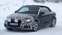Audi A3 Cabrio spy photo
