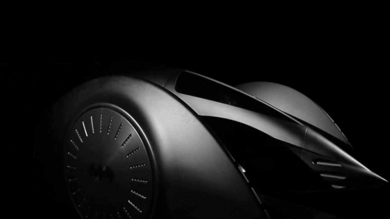 Batmobile envisioned by Gordan Murray - 16.6.2011