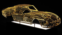 24-karat Ferrari 250 GTO to be unveiled at Pebble Beach Concours d'Elegance 2011