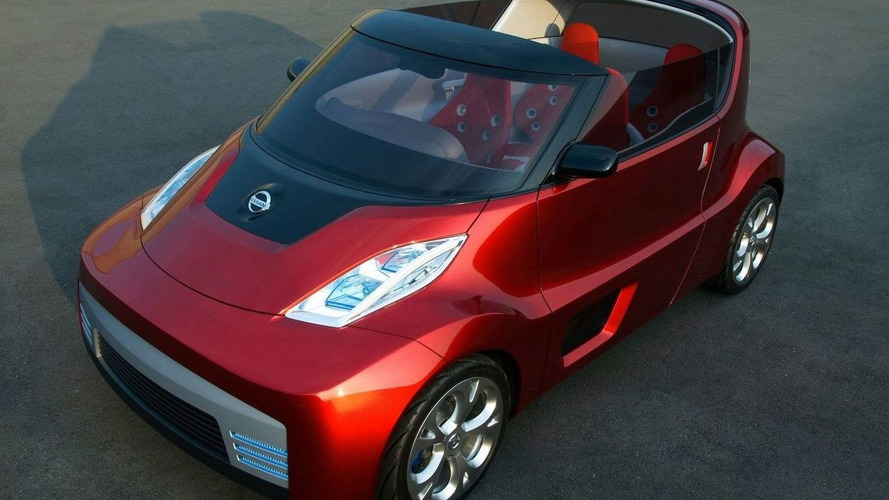 Nissan Round Box Concept to Debut at Tokyo