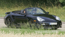 Spy Photos: Porsche 997 Turbo Cabrio