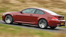 New BMW M6 (UK)