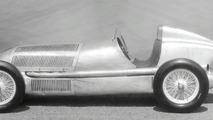 Mercedes W25 F1 car 1934