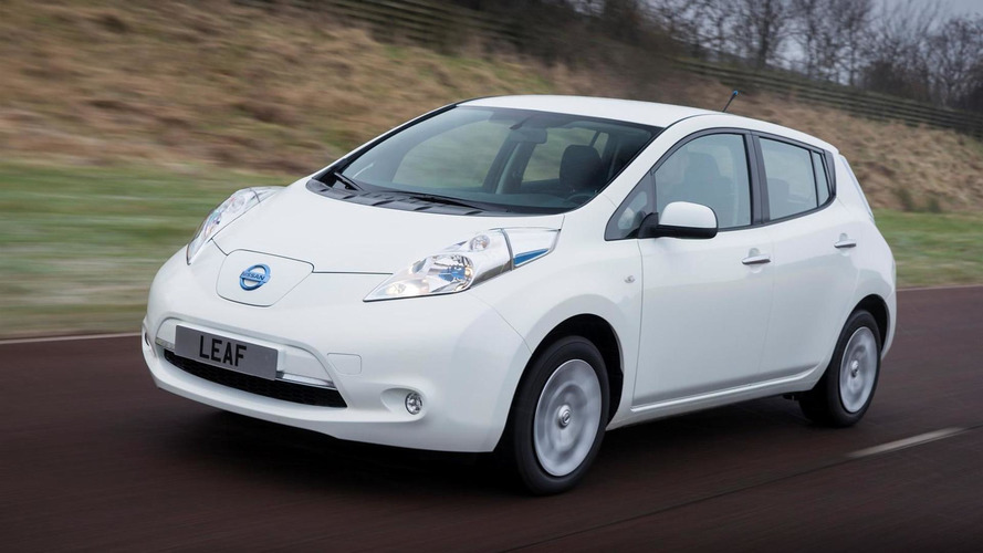 Nissan EV lineup to expand to five models - report