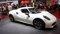 2013 Alfa Romeo 4C Launch Edition live in Geneva