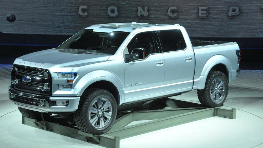 Next-gen Ford F-150 will have aluminum body - report