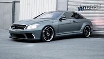 Mercedes-Benz CL63 AMG by Famous Parts