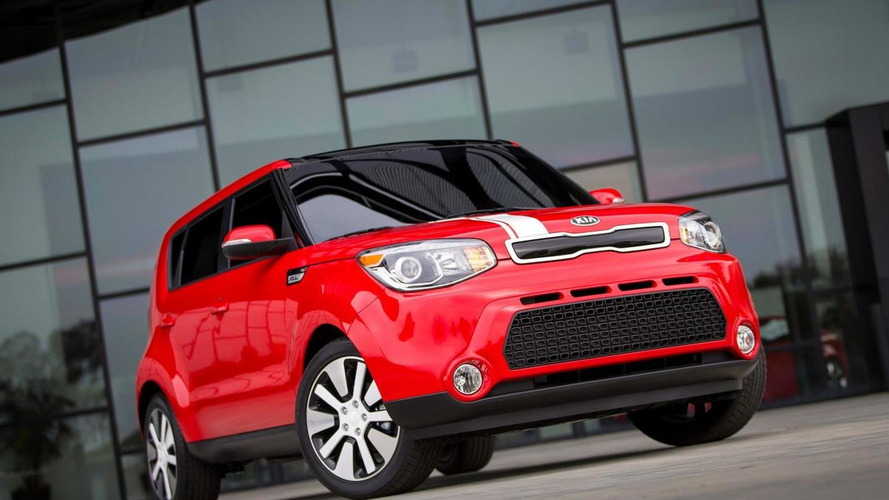 Kia Soul updated for 2015