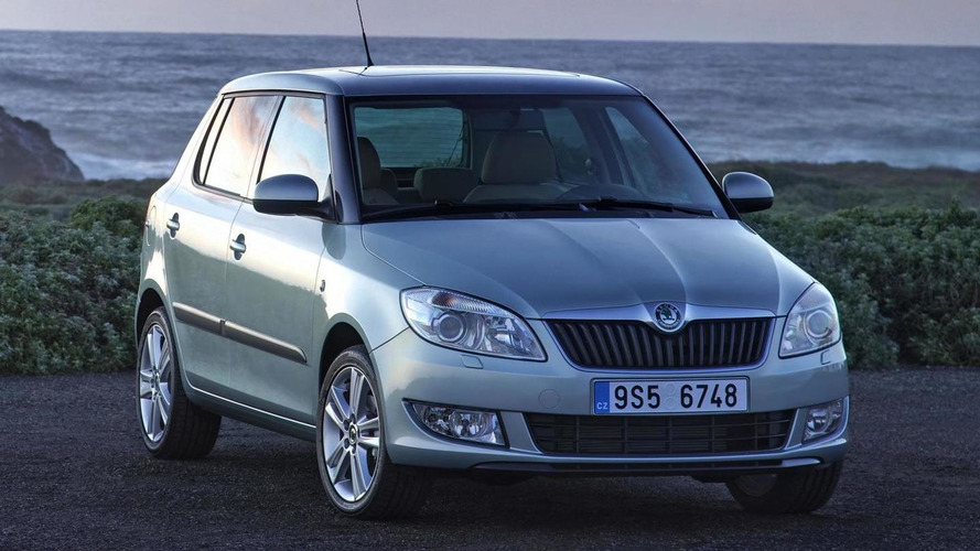 Skoda Fabia & Roomster Greenline II models Announced
