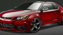 2011 Scion tC by Five Axis 01.04.2010