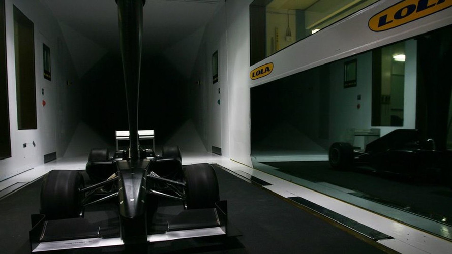 Lola not applying for 2011 F1 team entry