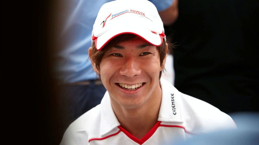 Kobayashi signs with Sauber for 2010 - report