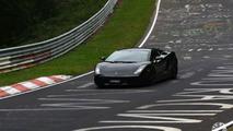 Lamborghini LP560-4 Superleggera Prototype Testing on Nurburgring