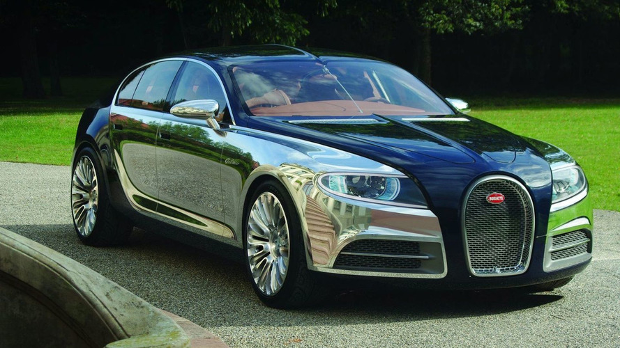Bugatti Galibier to have over 1000 hp