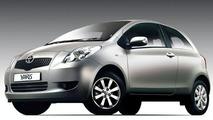 Toyota Yaris Zinc