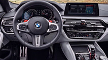 2018 BMW M5 leaked photo