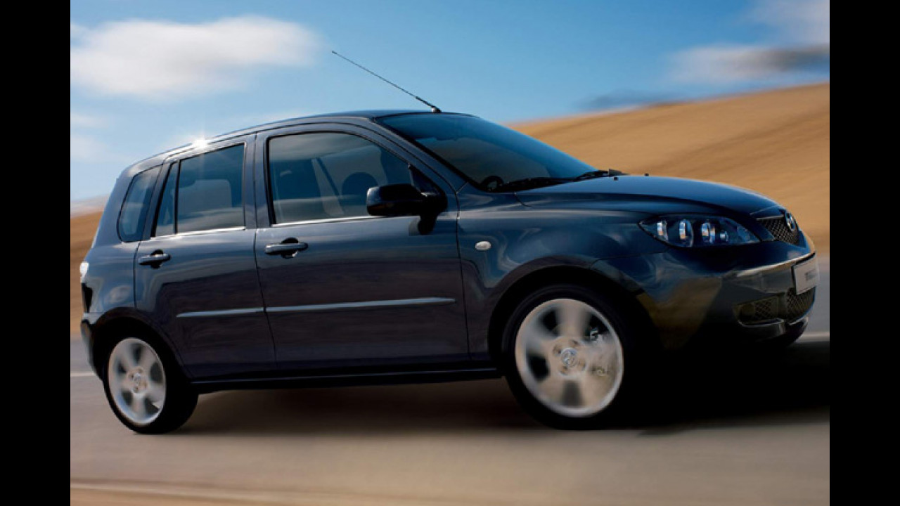 Mazda 2 Active Plus