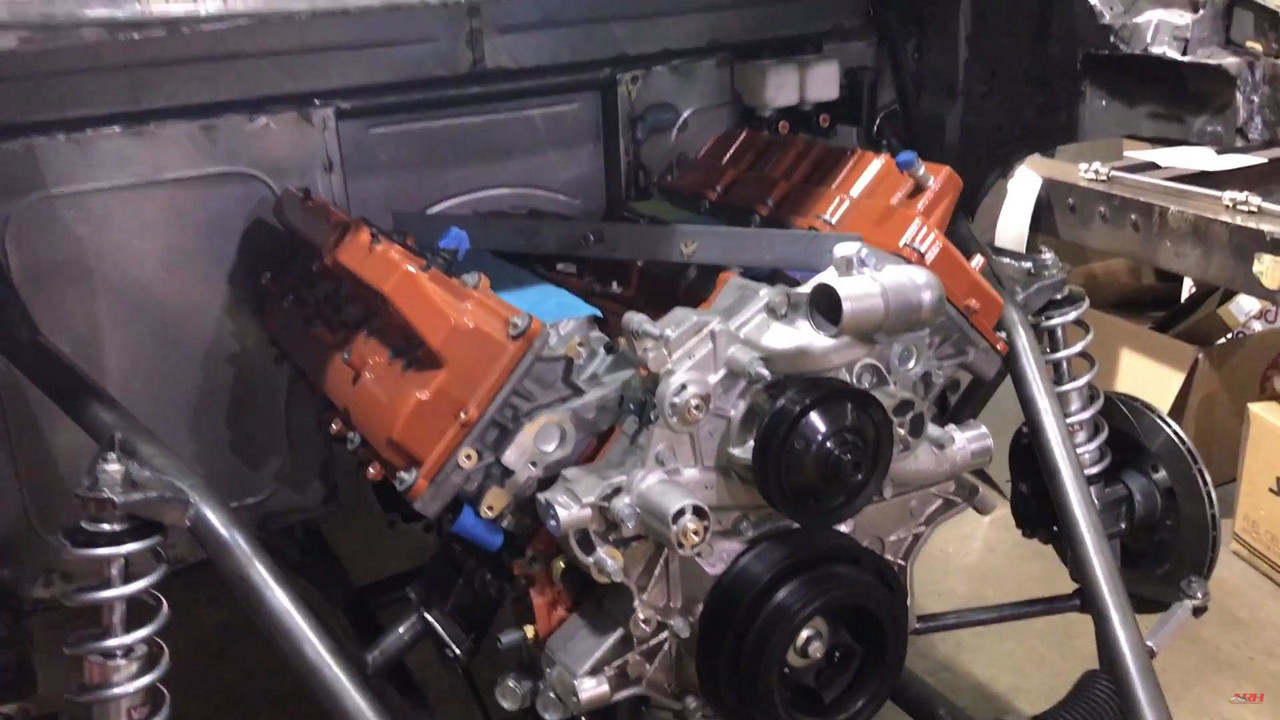 this hellcat powered prius gives the finger to mother nature
