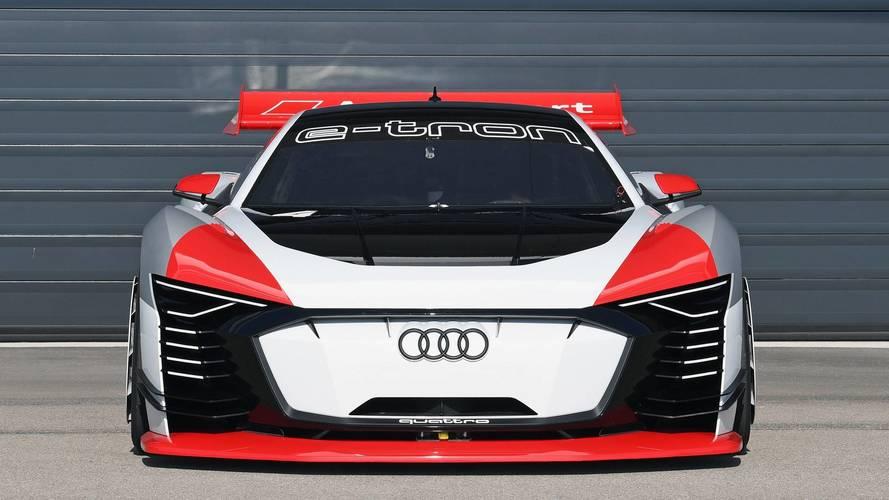 Audi E-Tron Vision Gran Turismo Formula E'nin yeni yarış taksisi