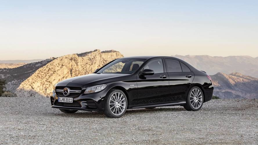 Mercedes-AMG C43 4Matic Gets 390 PS, Minor Styling Changes