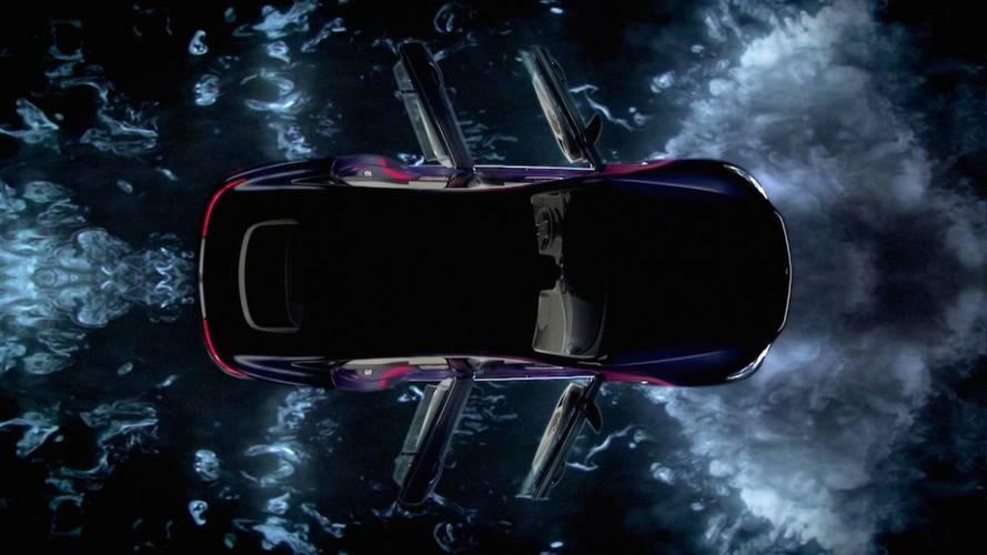 Ultime teaser pour la Mercedes-AMG GT quatre portes