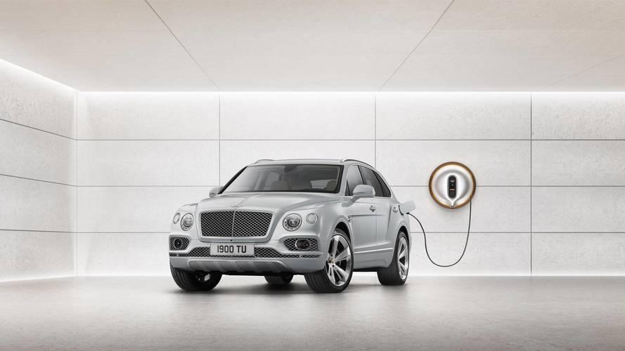 Bentley Bentayga Hybrid 2018: con 50 kilómetros en modo 100% eléctrico