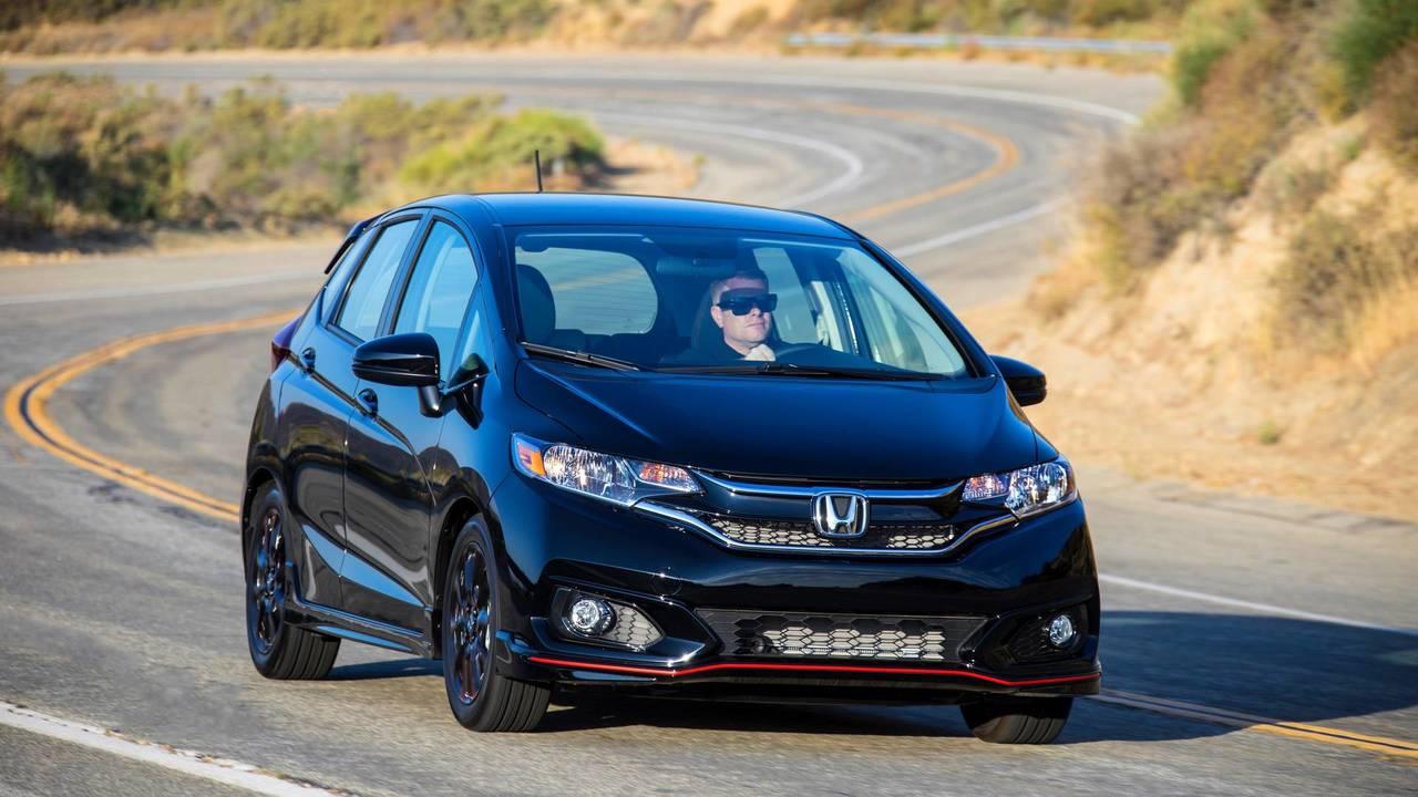 5. Honda Fit