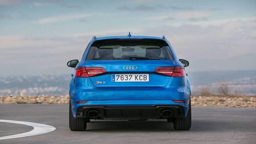 Audi RS 3 Sportback 2018