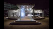 Hyundai Ioniq, un temporary store a Milano