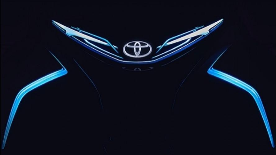 Toyota i-TRIL concept, l'elettrica a tre posti è a Ginevra
