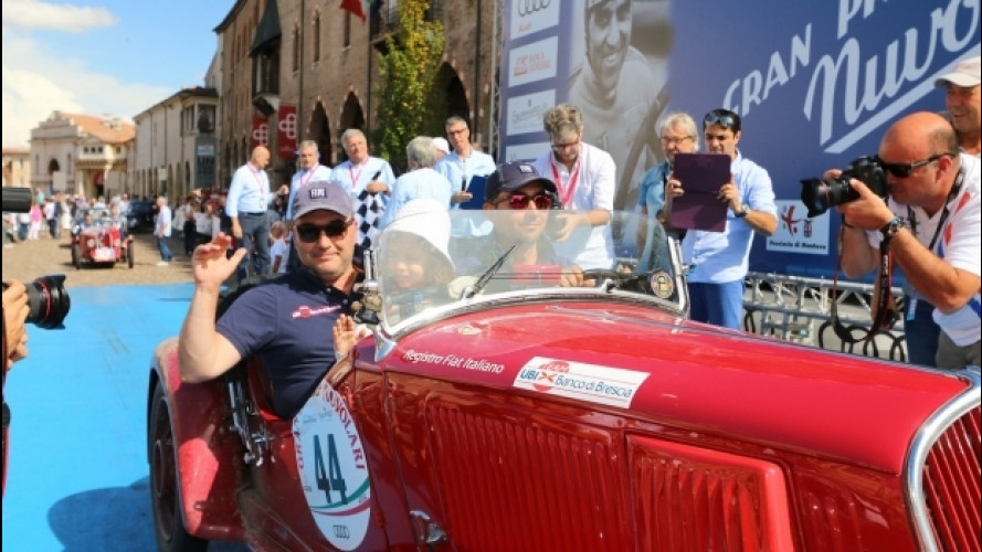 GP Nuvolari, Vesco e Guerini vincono su Fiat 508 Balilla
